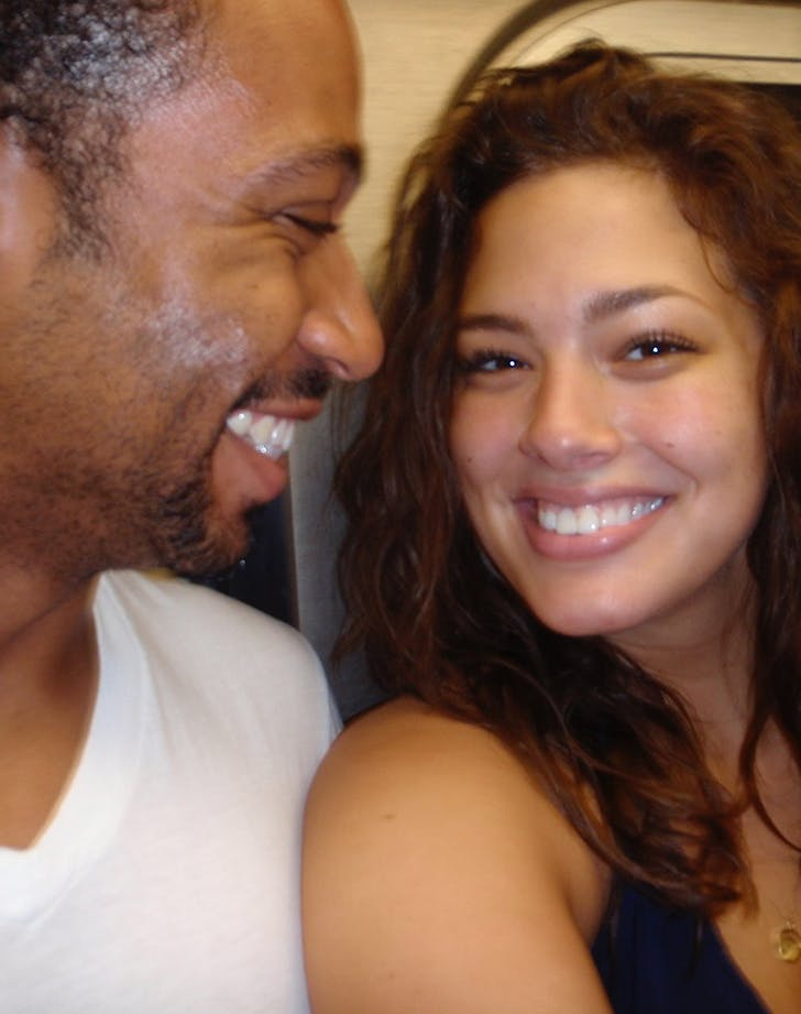Ashley Graham Fourth Wedding Anniversary 3