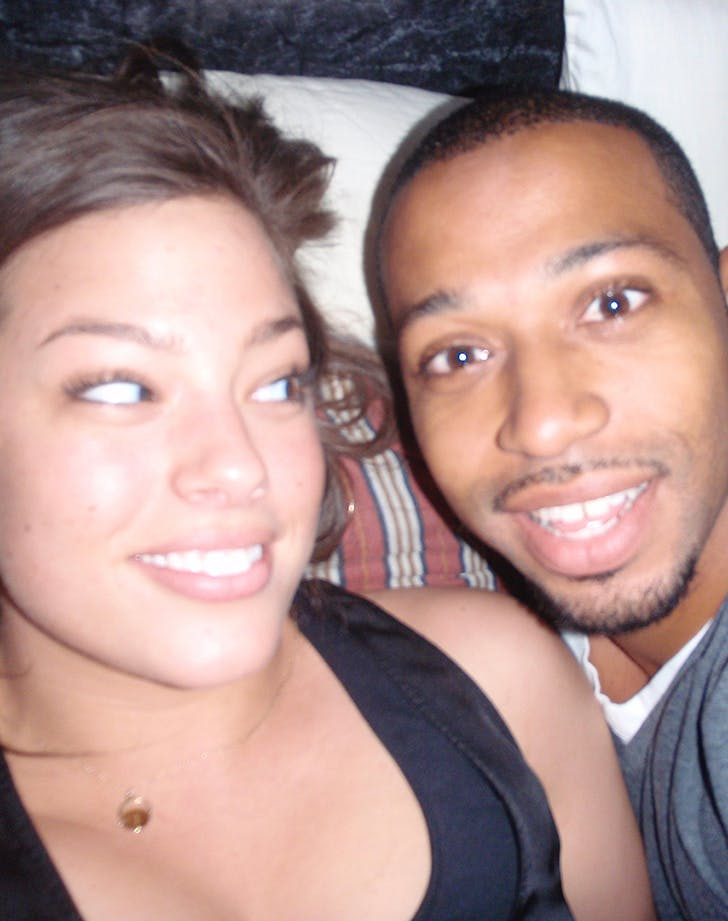 Ashley Graham Fourth Wedding Anniversary 6