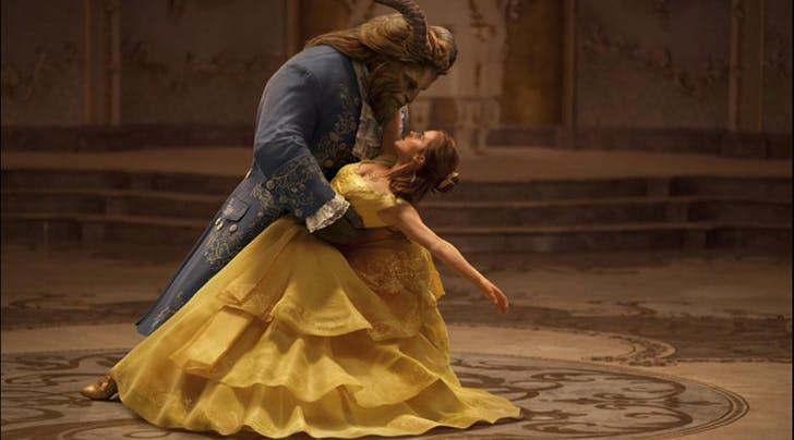'Beauty and the Beast Is Coming to Netflix and Well Gladly Be Our Couchs Guest