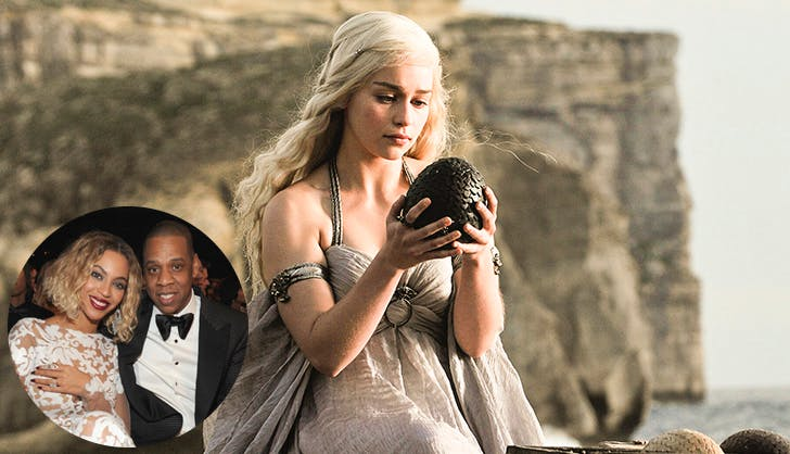 Beyonce Jay Z Game of Thrones Fans
