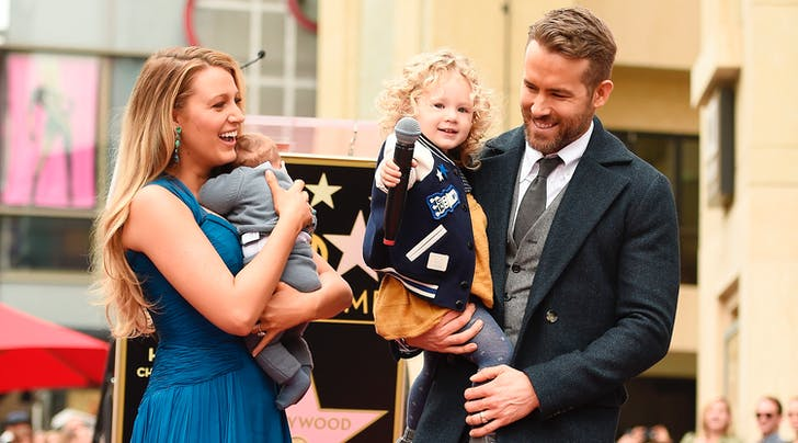 We Love That Blake Lively and Ryan Reynolds Banned This Word from Their Home