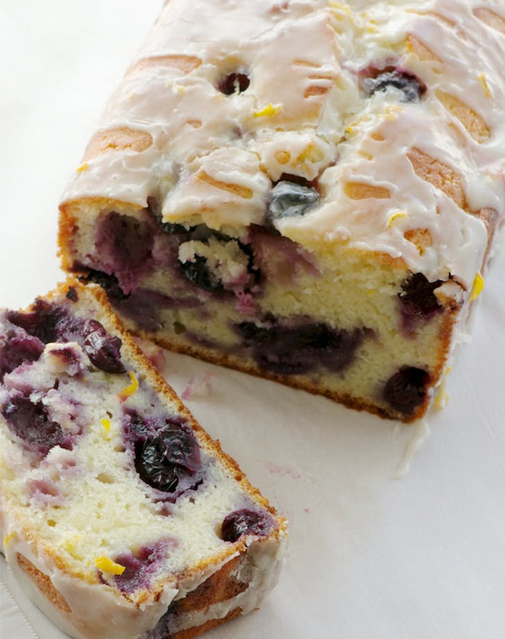 Blueberry Lemon Yogurt Cake ina garten breakfast recipes