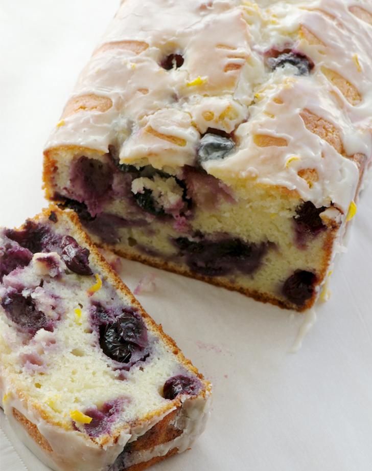 Blueberry Lemon Yogurt Cake Ina Garten Breakfast Recipes