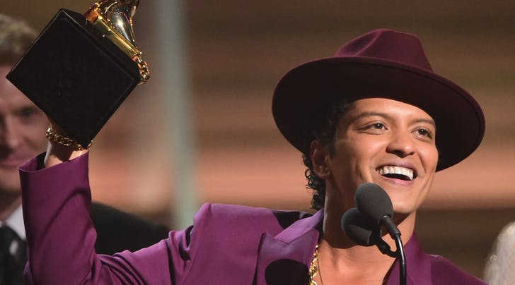 Precious Angel Bruno Mars Donates $1 Million to Resolve Flint Water Crisis