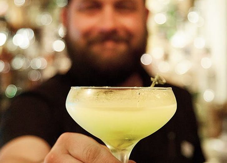 DAL fort worth cocktail LIST