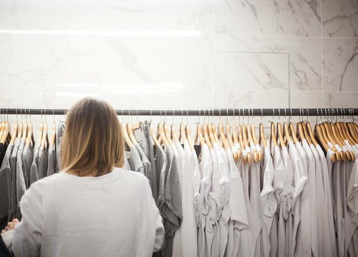 DAL indoor things clothing shopping LIST