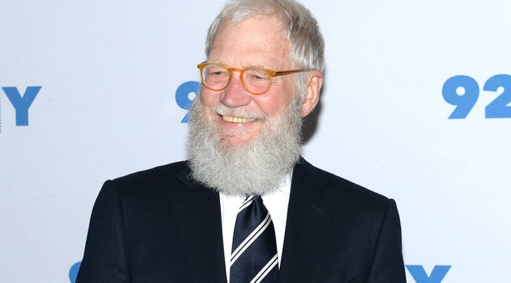 David Letterman Is Teaming Up with Netflix to Make Official TV Comeback