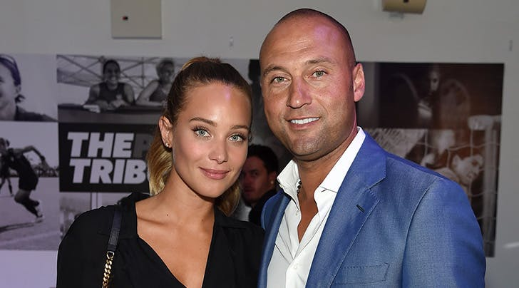 Team of Three! Derek Jeter and Wife Hannah Welcome a Baby Girl