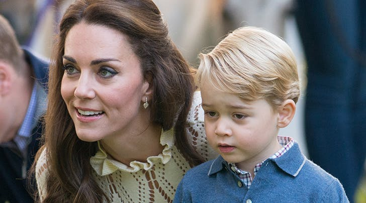 Kate Middleton Will Be Just Like Every Other Mom on Prince George's First Day of School
