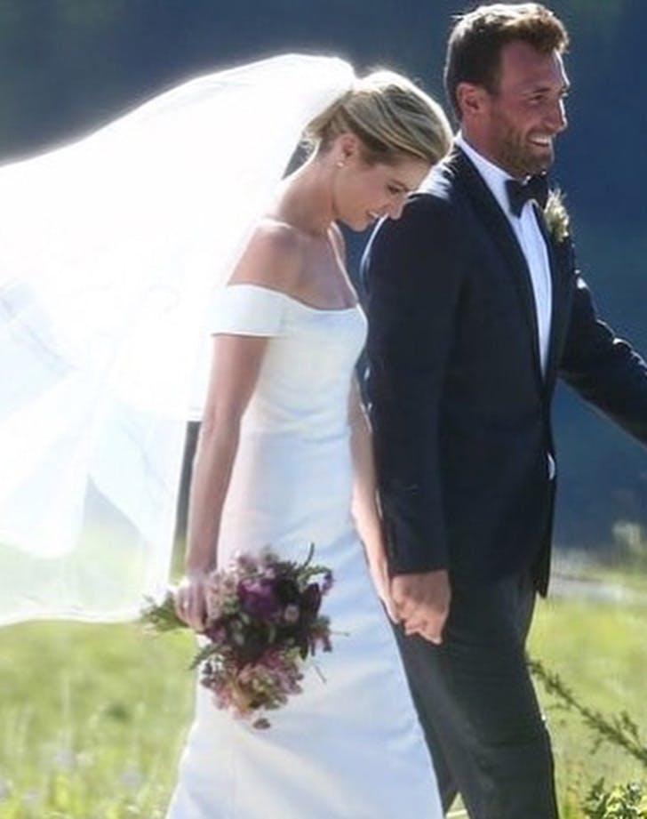 Erin Andrews Wedding