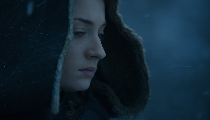 Game of thrones season 7 finale episode 7 sansa stark