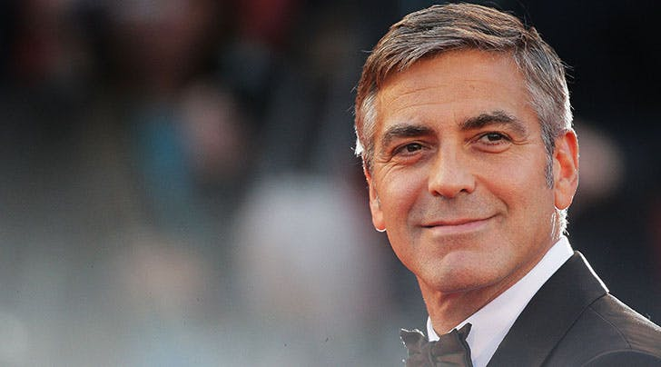 George Clooney Opens Up About Life as a Dad: Spit-Up, Diapers and All