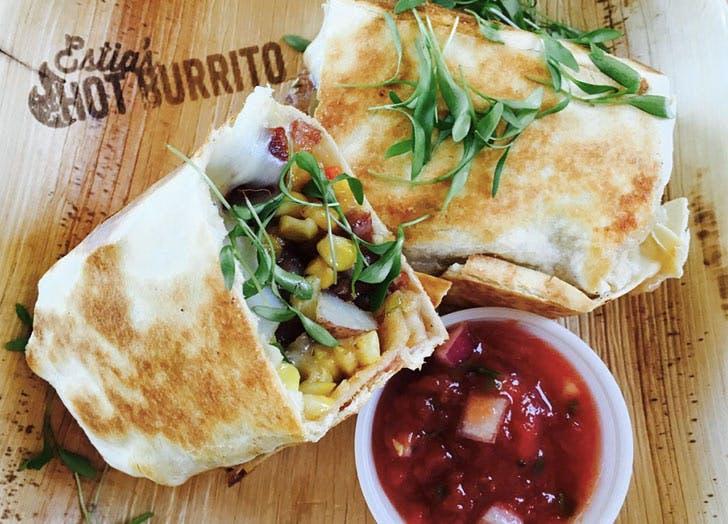 HAMP foodie list burrito
