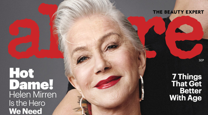By Banning One Word, 'Allure' Could Take Down The Aging Stigma