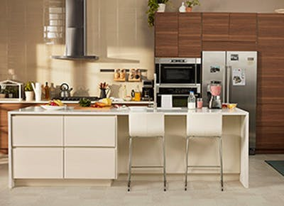 Guys! IKEA® Kitchens Bring High Design to Your Price Point