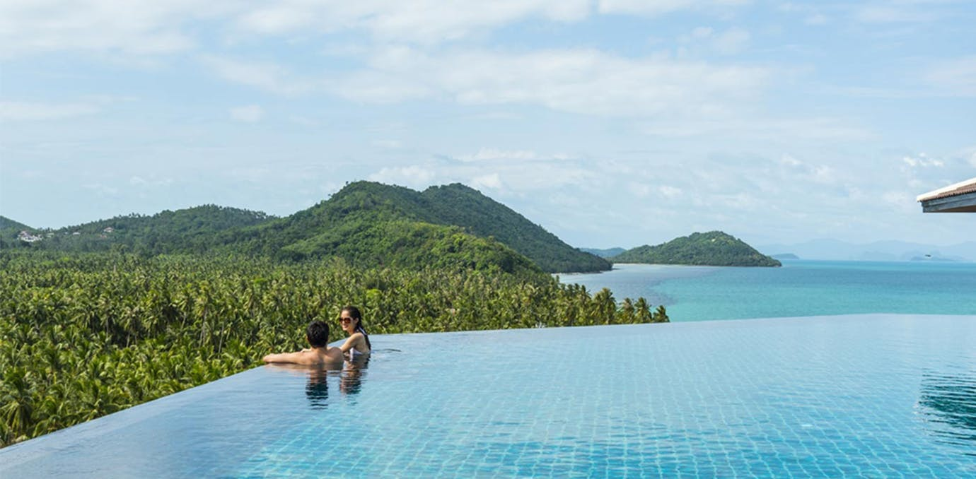 InterContinental Samui Baan Taling Ngam  Thailand  elopement packages
