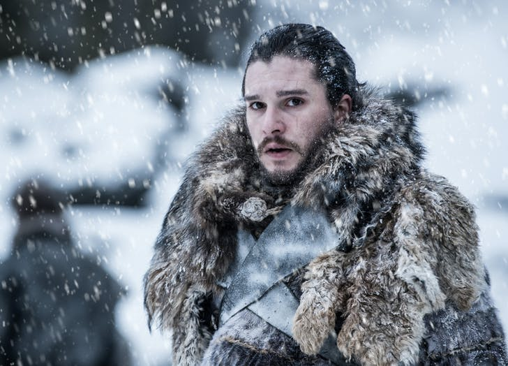 Jon Snow 2 Game of Thrones Season Seven Episode 6