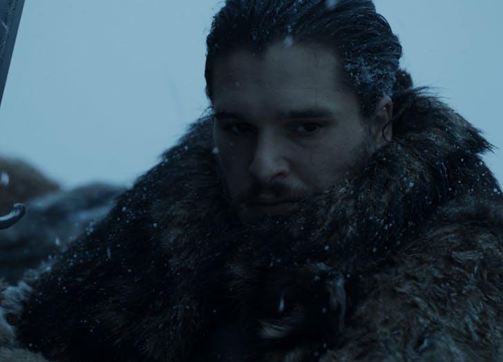 Jon Snow Game of Thrones Season Seven Episode 6