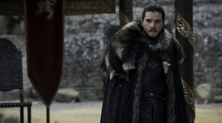 'GoT' Finale: Jon Snows Real Name Reveals a Lot More Than We Expected