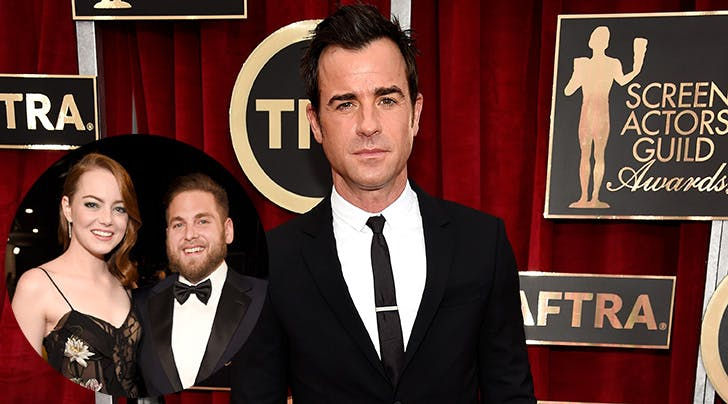 Justin Theroux Joins Emma Stone & Jonah Hill in Netflix Series 'Maniac