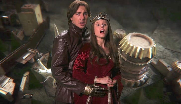Kristen Bell Dax Shepard Game of Thrones