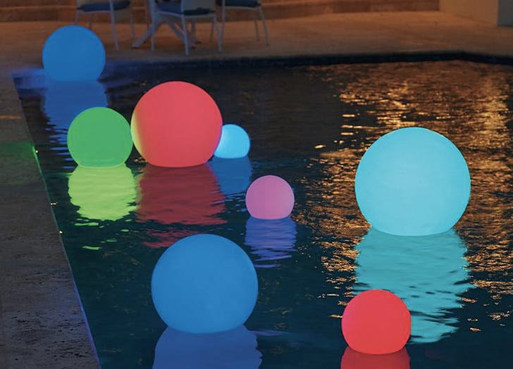 LA patio furniture sale glowing orbs LIST