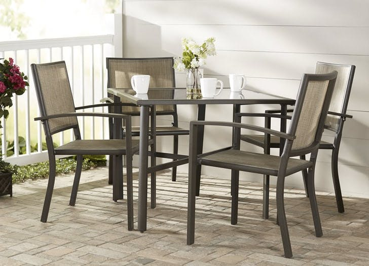 LA patio furniture set LIST