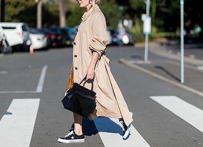 LA fall fashion CAR
