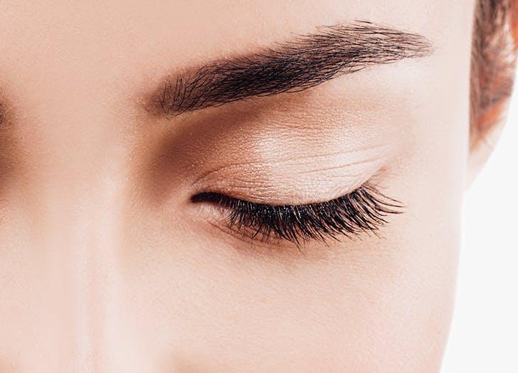 LA immediate spa effect eyebrows LIST