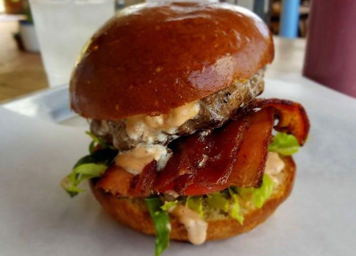 LA malibu burger LIST