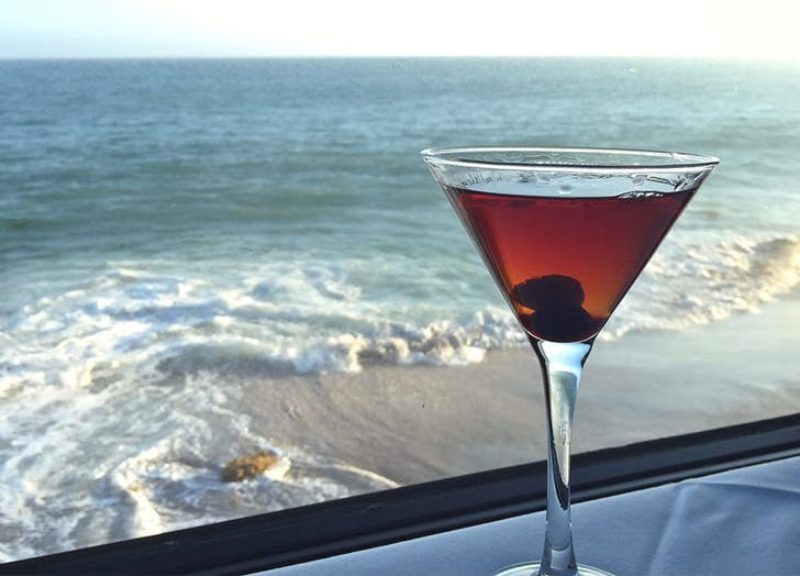 LA malibu cocktail LIST