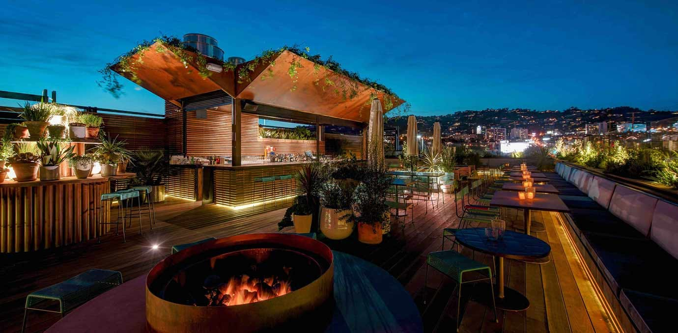 The 7 Best Rooftop Bars in Los Angeles - PureWow