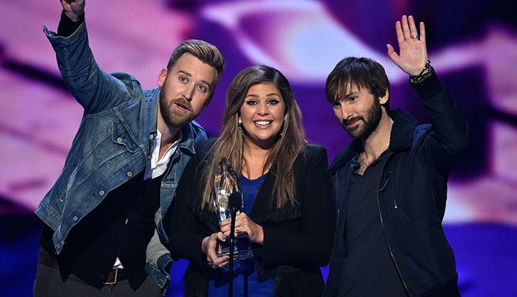 Lady Antebellum Hurricane Harvey