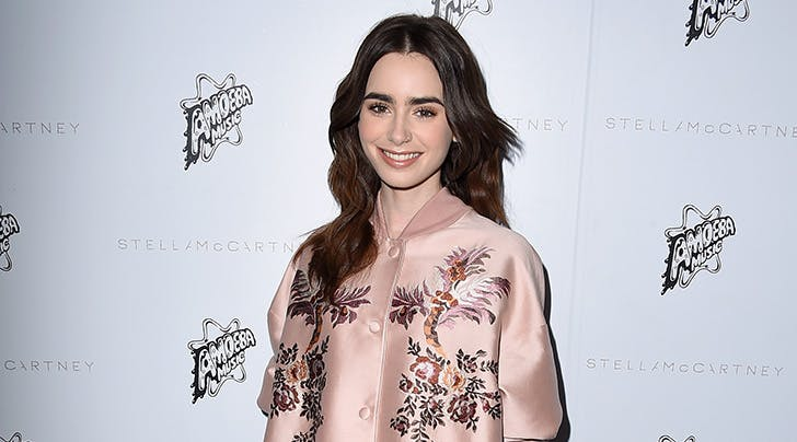 Precious! Lily Collins Signs On to Star in J.R.R. Tolkien Biopic