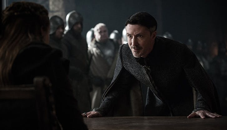 Little Finger Series 7 finale Game of Thrones