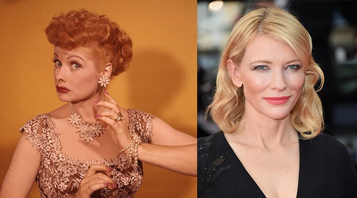 Gorgeous Human Cate Blanchett Is Set to Star In Upcoming Lucille Ball Biopic