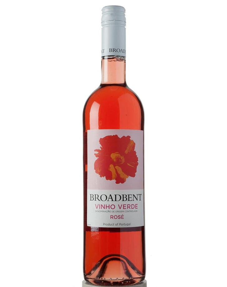 MIA broadbent vinho verde rose LIST