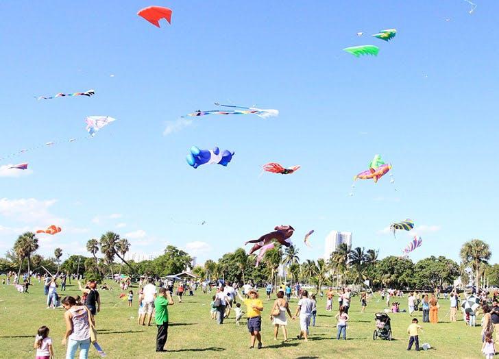 MIA fall things kiteober festival LIST