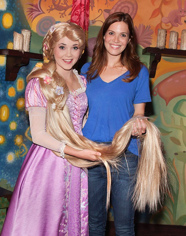 Mandy Moore Dreams Come true at Disney