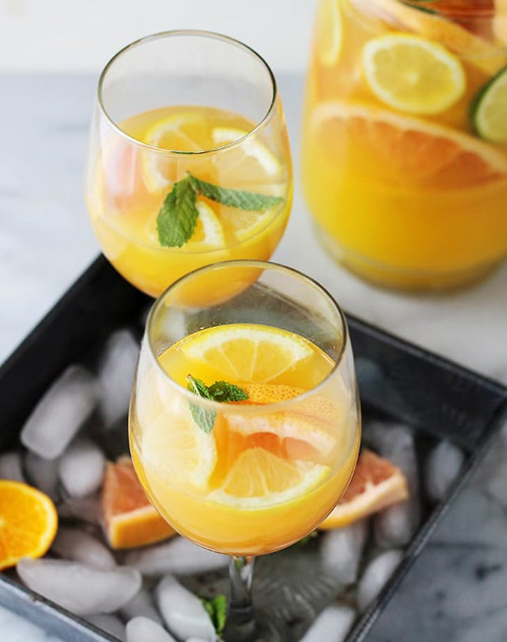 Mimosa Pitcher Recipe