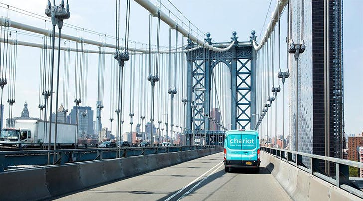 The New $3 Ride Service That Wants to Fix Your Commute