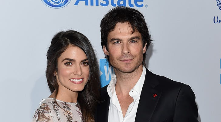 Let the Vow of Silence Commence! Nikki Reed & Ian Somerhalder Welcome a Baby Girl