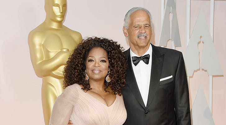 Real Talk: Oprah Says She and Stedman Graham Will Never Get Married