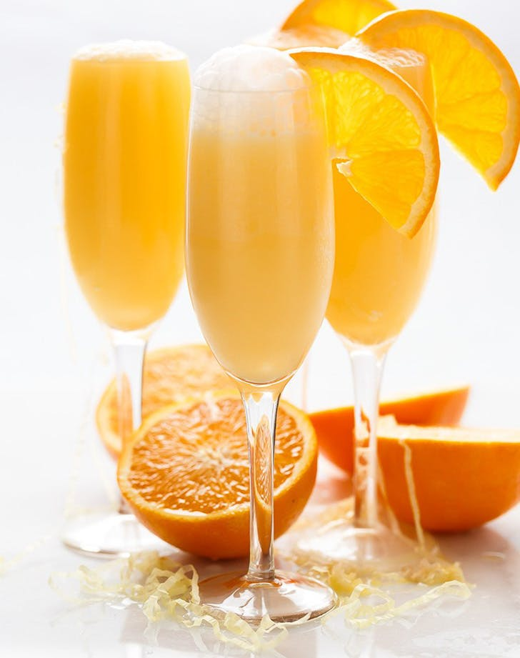 Orange Cream Mimosa Recipe