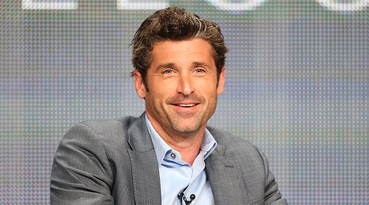 Patrick Dempsey Makes 1st TV Comeback Since 'Grey's in New Epix Crime Series