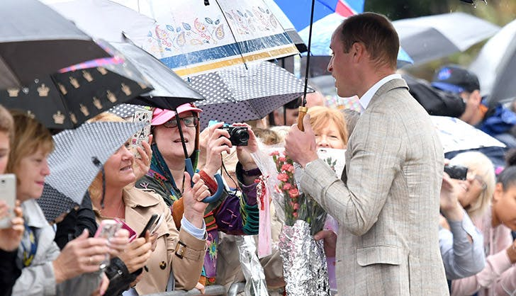 Prince William Prince Harry Princess Diana Tribute 2