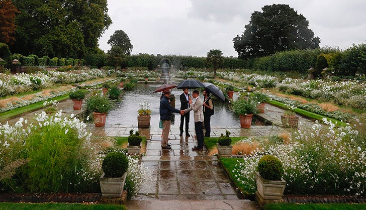 Prince William Prince Harry Princess Diana Tribute 5