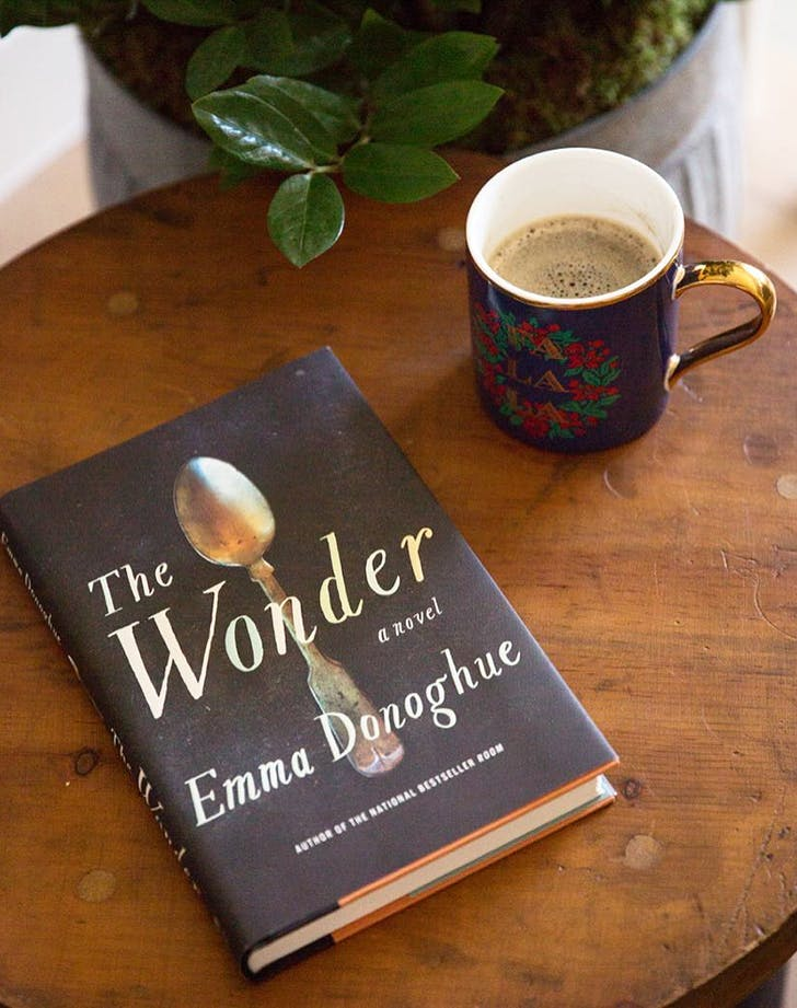 Reese Witherspoon Book Club The Wonder