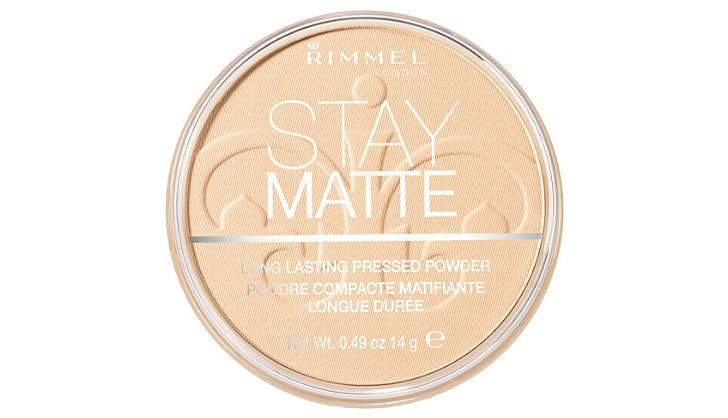 Rimmel Stay Matter Pressed Powder