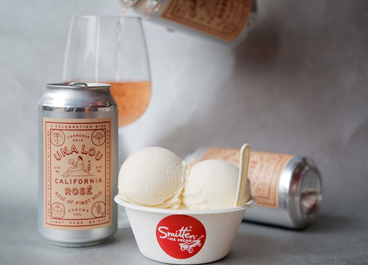 SF new ice cream smitten rose LIST